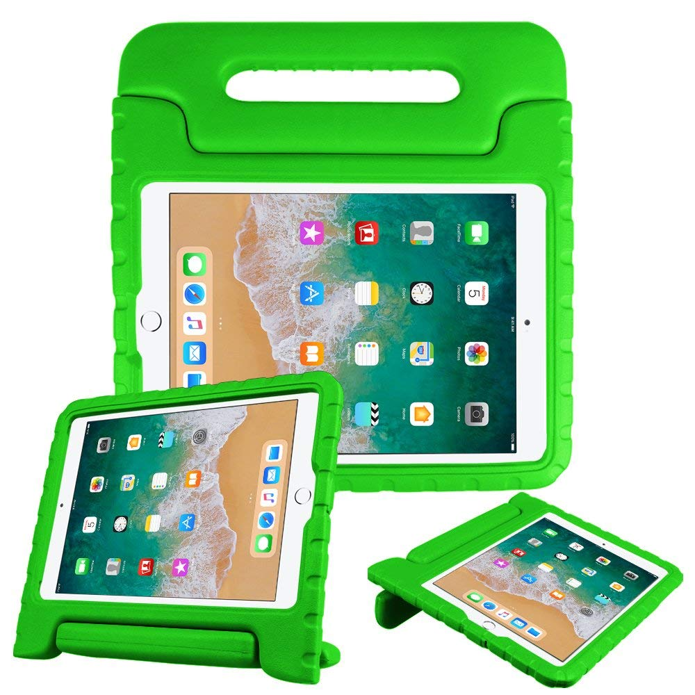 Apple iPad pro 10.5 inch Case Shockproof Case Handle Stand Protection Cover Kids Children Friendly Light Weight
