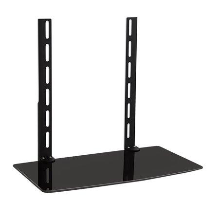 mount it shelves for wall mounted tv single floating. Black Bedroom Furniture Sets. Home Design Ideas