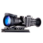 Bering Optics D-740UW 4x62 B&W Gen 3+ Premium Night Vision Sight, Black BE73740M