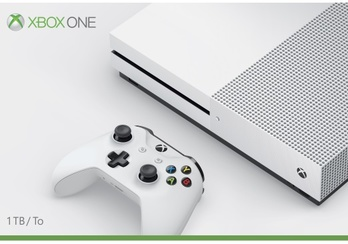 Xbox One S Console 1TB by Microsoft