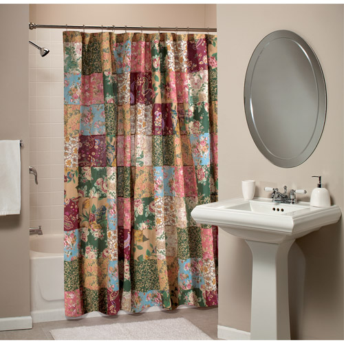 Global Trends Antique Chic Shower Curtain