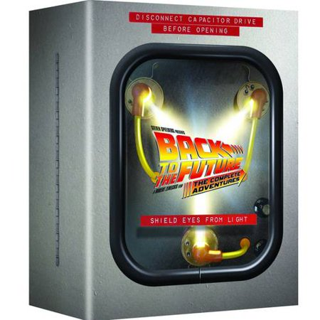 Back To The Future: The Complete Adventures (Limited Edition) (Widescreen, Limited Edition)