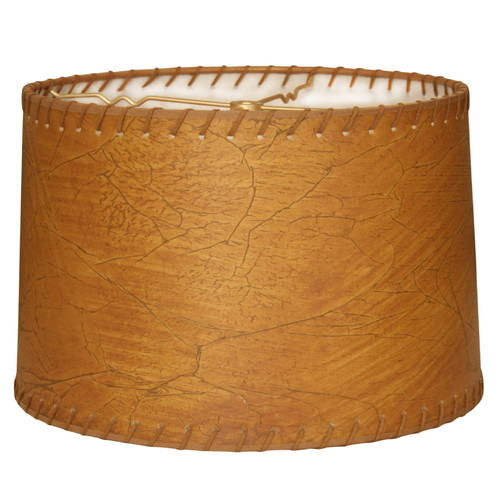 Millwood Pines 10'' Linen Drum Lamp Shade