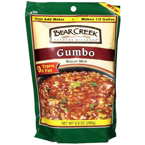 Bear Creek Country Kitchens: Gumbo Soup Mix, 9.80 oz