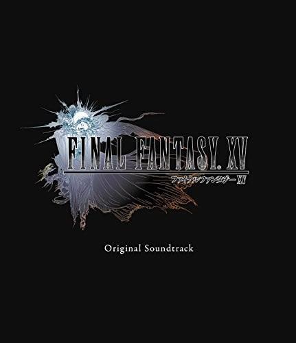 Final Fantasy Xv (Original Soundtrack) (Blu-ray) by