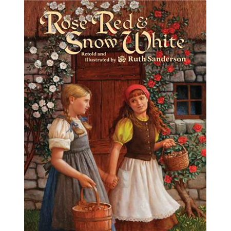 Rose Red and Snow White - Snow White Halloween Tutorial