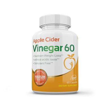 Apple Cider Vinegar Pills For Weight Loss Belly Fat Burner