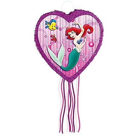 RoomMates Disney Princess Little Mermaid Giant Peel & Stick Wall Decal