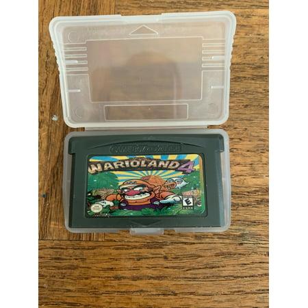 Marioland 4 Gameboy Advanced Game (Best Gameboy Rpg Games)