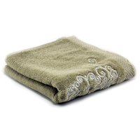 Lenox French Perle-Emb Embroidered Ivory Single Hand Towel