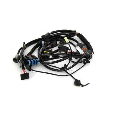 OE Main Wiring Harness Kit,for Harley Davidson,by V-Twin Harley Davidson Tail Light Wiring Harness on