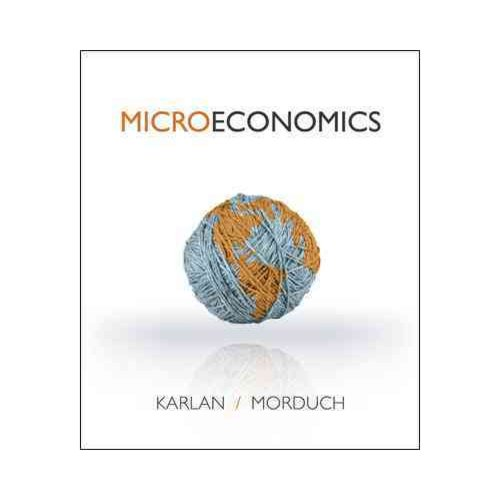 Microeconomics with Connect Access Card