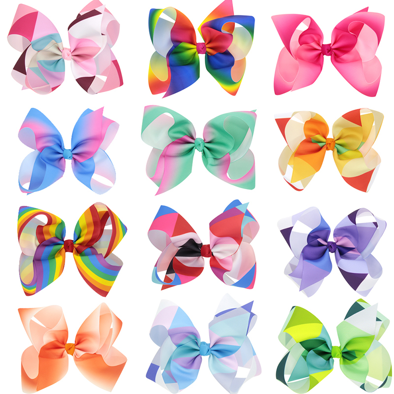 12Pcs Hair Clips, Coxeer Multicolor Hair Barrettes Hair Bows Hair Pins Hair Accessories for Baby Girls Kids Teens Toddlers Children