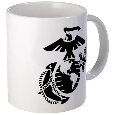 CafePress - USMC Emblem - Unique Coffee Mug, Coffee Cup CafePress
