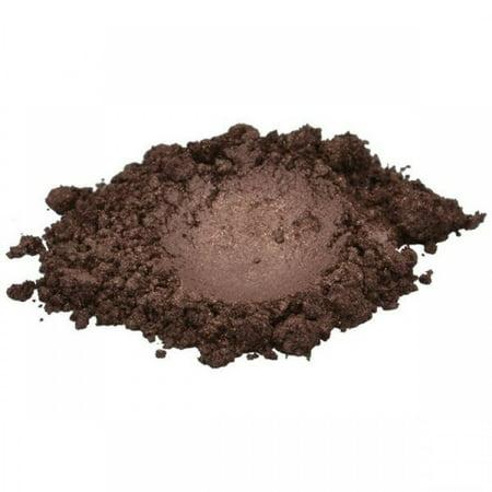 SWISS CHOCOLATE / DARK BROW MICA COLORANT PIGMENT POWDER COSMETIC GRADE 1 (Best Dark Chocolate In Switzerland)