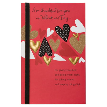 American greetings thankful valentines day card walmart american greetings thankful valentines day card m4hsunfo