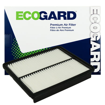 ECOGARD XA6124 Premium Engine Air Filter Fits Hyundai Sonata, Kia Optima, Sorento, Hyundai Santa Fe, Azera, Kia Cadenza (Air Filter Hyundai Sonata)