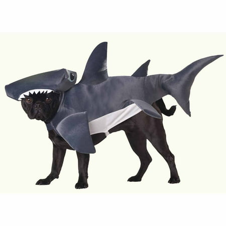 Animal Planet Hammerhead Shark Pet Costume Pet Halloween Costume, Small