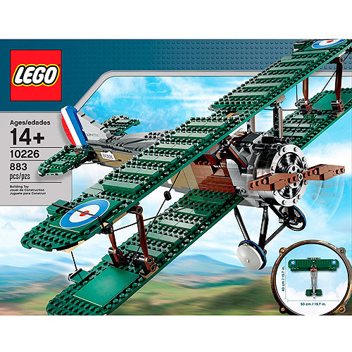 LEGO Creator Sopwith Camel Play Set