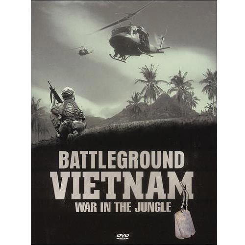 Battleground Vietnam: War In The  Jungle (Tin Can Collector's Edition) (Full Frame)