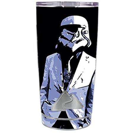 Skin Decal Vinyl Wrap for Ozark Trail 20 oz Tumbler Cup (5-piece kit) Stickers Skins Cover / Pimped Out Storm guy