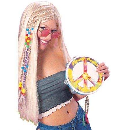 Hippie Tambourine Rubies 1779