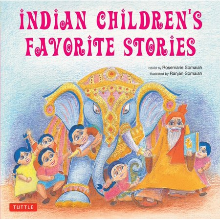 Indian Children's Favorite Stories (Children's Halloween Ghost Stories)
