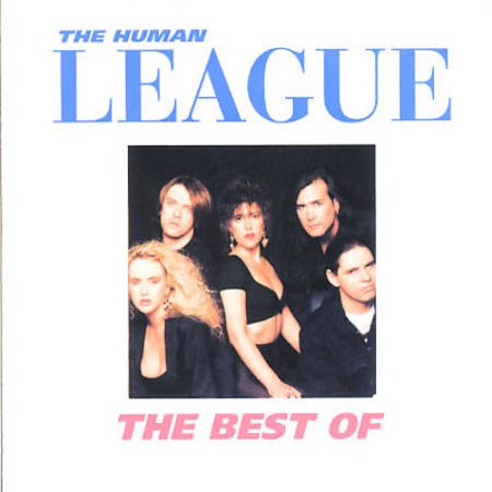 THE BEST OF THE HUMAN LEAGUE [724382482321]