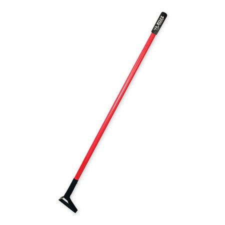 - Bully Tools 92348 12-Gauge Loop Hoe with Fiberglass Handle