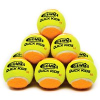 Gamma Quick Kids 60' Tennis Training Ball 12 pack