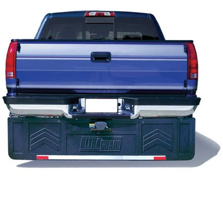 "Smart Solutions 00015 Ultra Guard Tow Guard for Trucks, One-Piece Rubber Guard, 16"" x 72"""