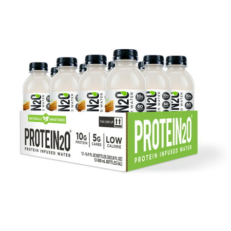 Protein2o Protein Infused Water, Kawaiola Coconut, 10g Protein, 12 Ct