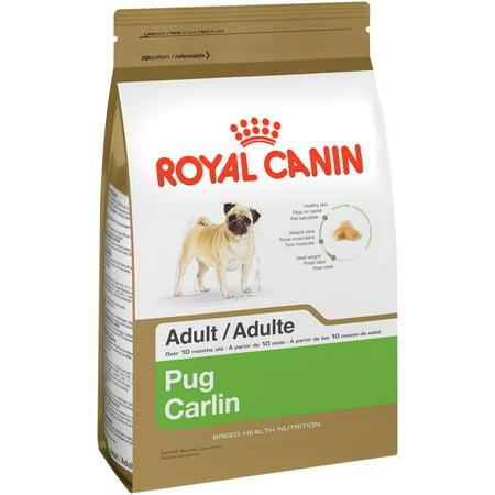 Royal Canin Pug Adult Dry Dog Food, 2.5 lb