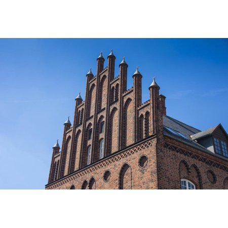Cathedral of Roskilde, Denmark Print Wall Art By Michael - Roskilde Cathedral