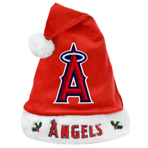 MLB - Los Angeles Angels of Anaheim Santa Hat