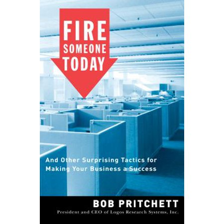 Fire Someone Today - eBook