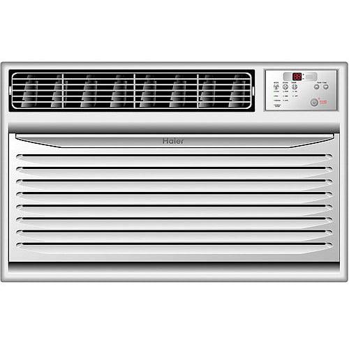 Haier HTWR12XCK High Efficiency 12,000-BTU Room Through-The-Wall Air Conditioner