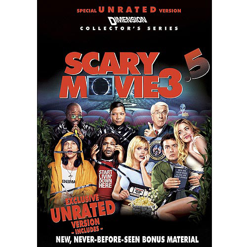 Scary Movie 3.5 (Unrated) (Special Edition) (Widescreen)