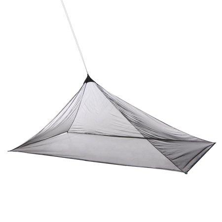Lixada Ultralight Mosquito Repellent Mesh Net Outdoor Bugs Shelter Pyramid Mesh Net - image 3 of 7