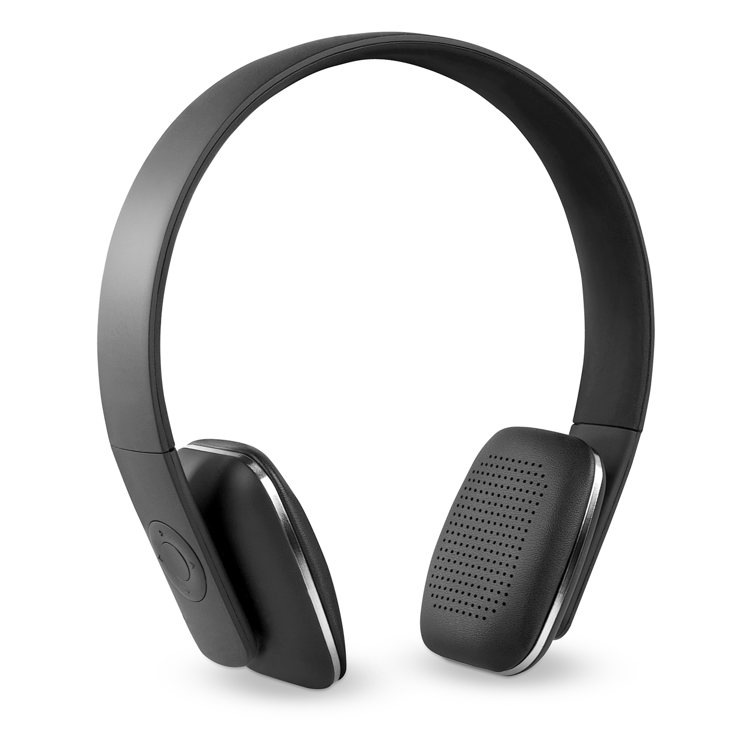Rechargeable Wireless Bluetooth Headphones with Rubberized finish