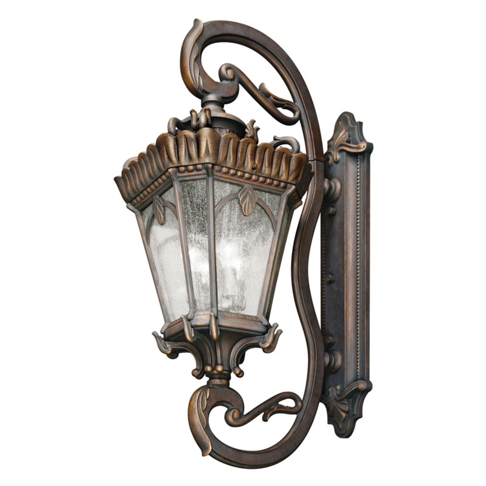 Kichler Tournai 9360 Outdoor Wall Lantern - 17 in.