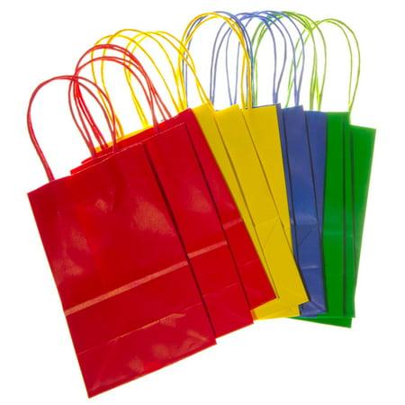 Small Assortment Kraft Gift Bags Walmart Com