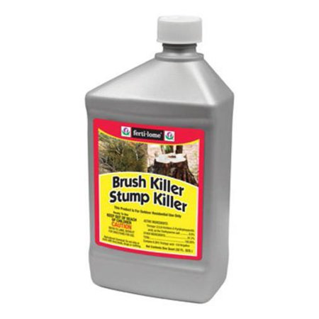 Ferti-Lome 11485 Brush And Stump Killer 32 Oz (Best Way To Remove A Bush Stump)