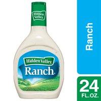 Hidden Valley Original Ranch Salad Dressing & Topping, Gluten Free - 24 Ounce Bottle
