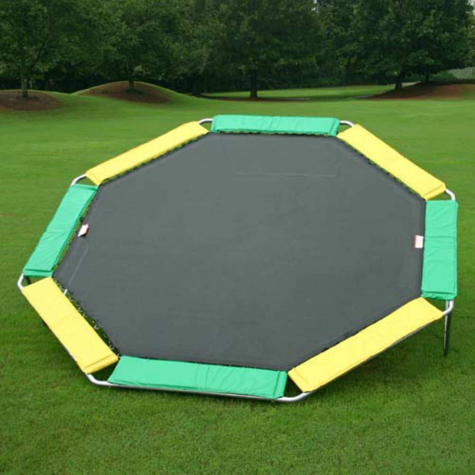 Kidwise Magic Circle Octagon 16-ft. Trampoline with Optional Enclosure