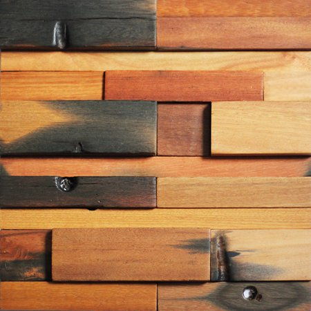 Reclaimed Wood Wall Panels Handcrafted Wall Art of Historic and ...