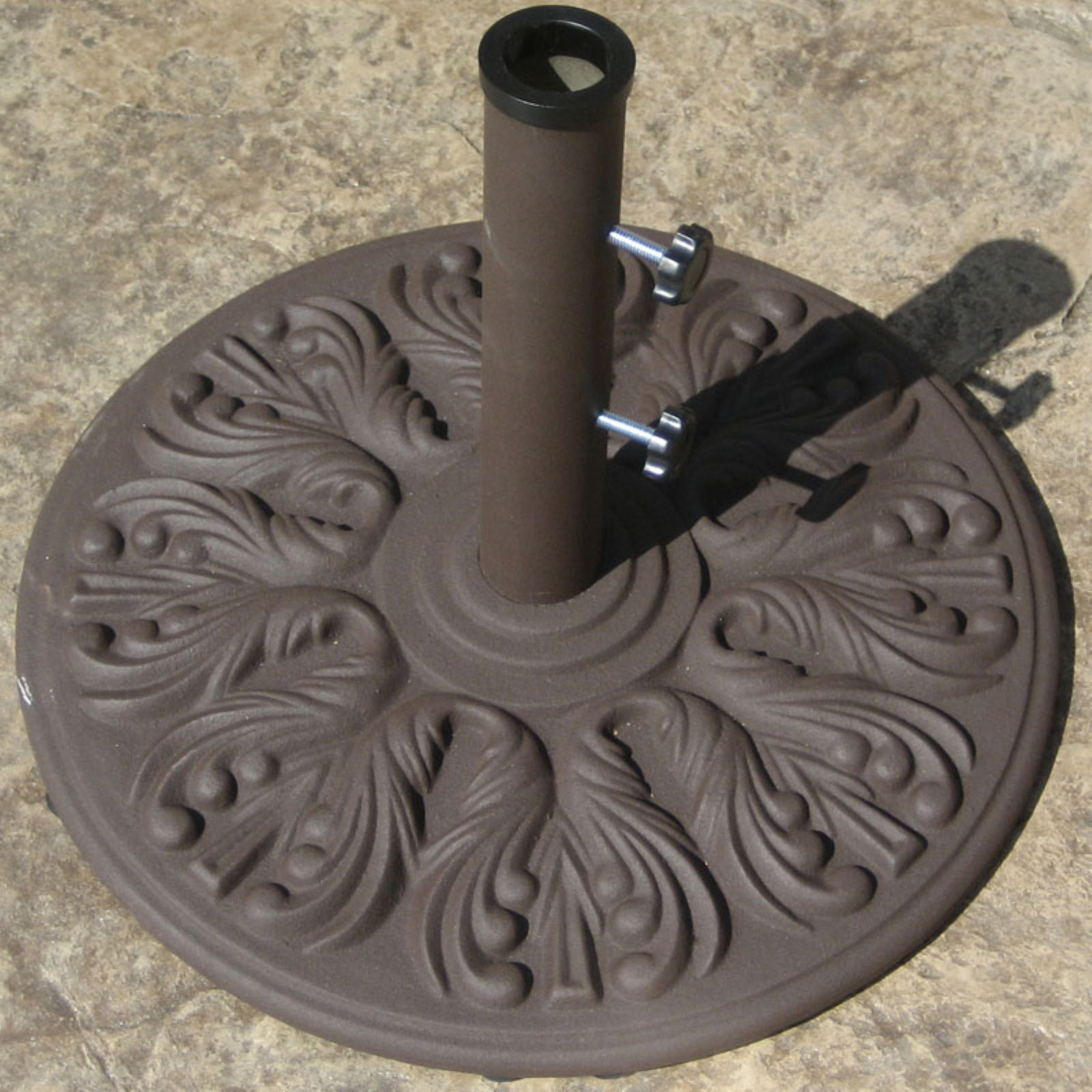 Coral Coast 40-lb. European Patio Umbrella Stand