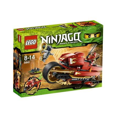 LEGO Ninjago Kai's Blade Cycle 9441 (Ninjago Lego Kai)