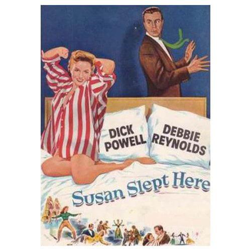 Susan Slept Here (1954)