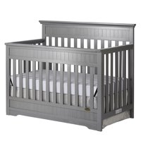 Slumber Baby Chesapeake 5-In-1 Convertible Crib - Storm Grey
